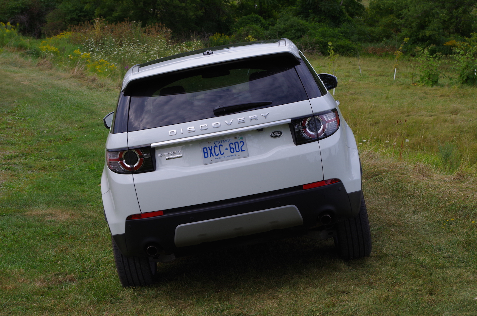 Land rover discovery sport đời mới 2018