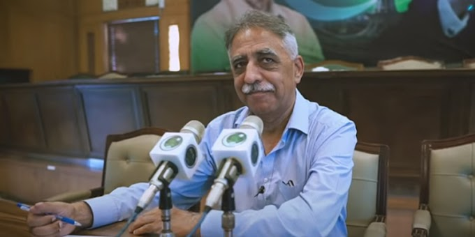 Government suspends health officer for vaccinating former governor Muhammad Zubair's family
