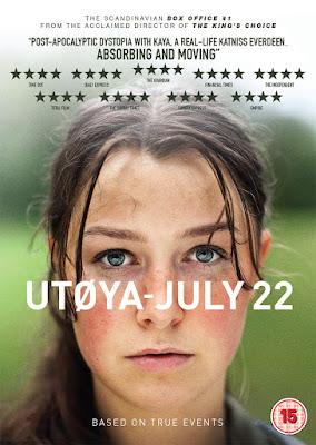 Utoya July 22 [2018] [DVD] [R2] [NTSC] [Latino]