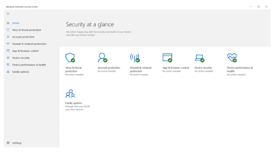 Di Windows 10 Tidak Perlu Anti Virus Tambahan!
