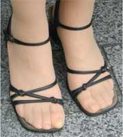 How To Wear Panty Hose With Open Toe Shoe
