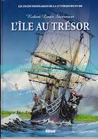L'ile au trésor par Robert Louis Stevenson