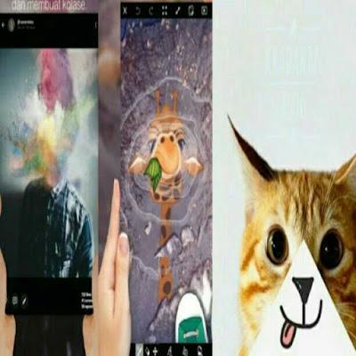 Kradaxan blog foto editing Android gratis terbaik