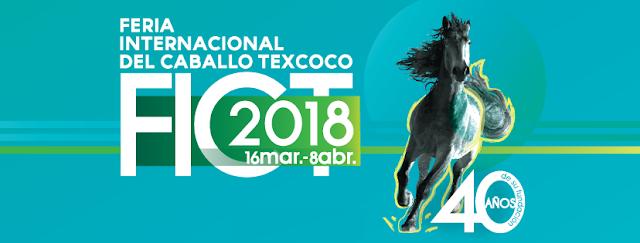 Cartelera de Proximos Conciertos en FICT 2018 2019 2020 Palenque Feria Texcoco