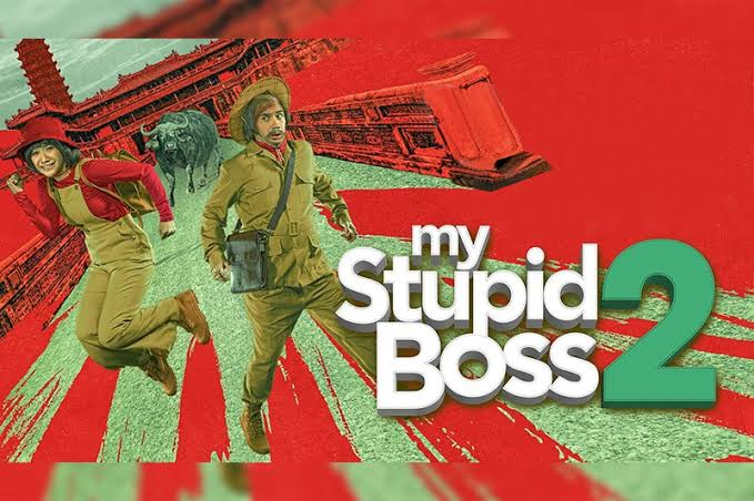 My Stupid Boss 2 (2019) WEBDL