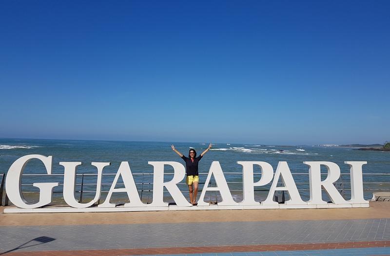 Letreiro de Guarapari