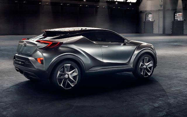 2017 Toyota CH-R Teknik Özellikleri