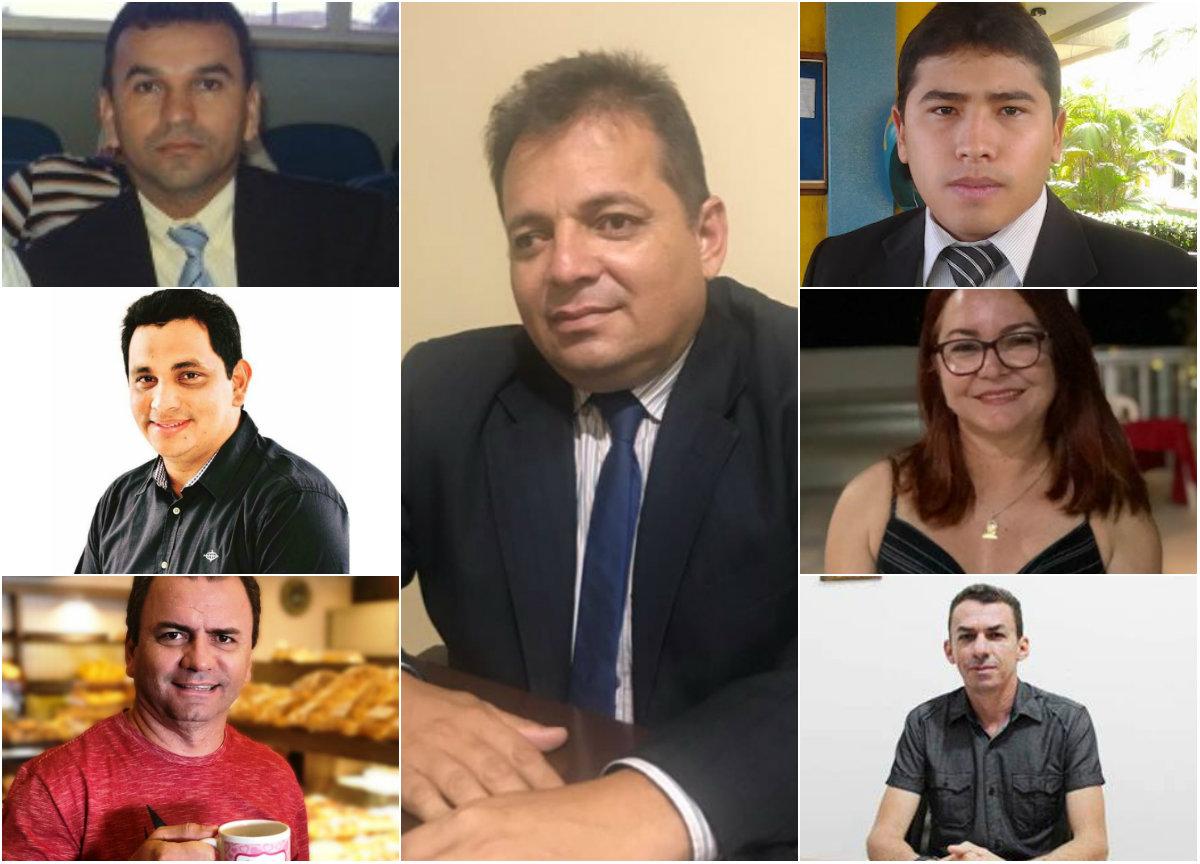 Conheça os 7 nomes do MDB apontados como favoritos à Câmara de Santarém