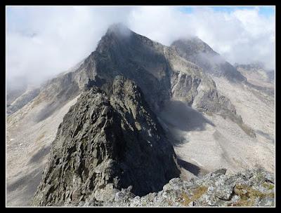 Agujas y cresta de Lezat