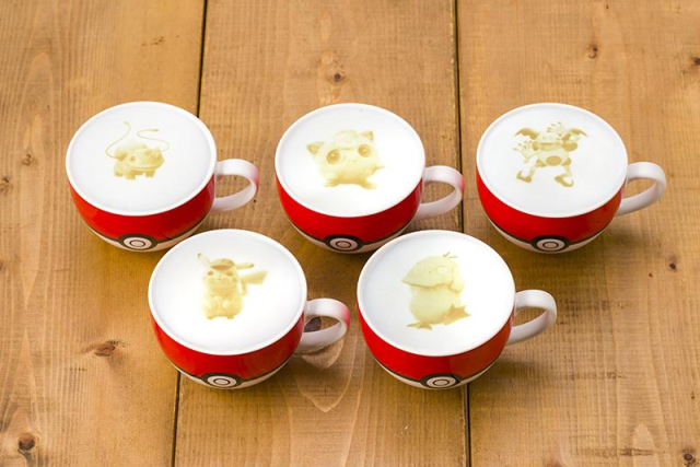 Late Pikachu, Bulbasaur, Jigglypuff, Psyduck, atau Mr. Mime