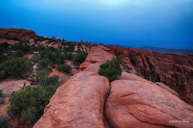 Arches National Park Utah geology travel copyright RocDocTravel.com