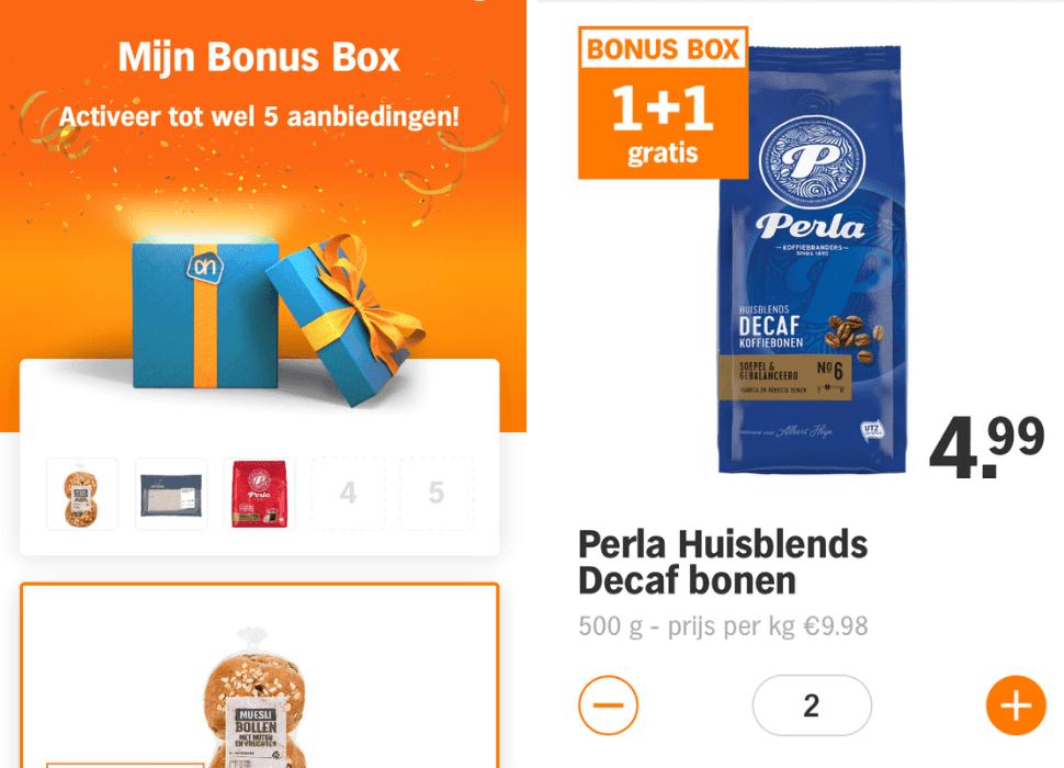 Mijn Bonus Box