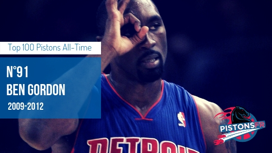 Ben Gordon   PistonsFR, actualité des Detroit Pistons en france