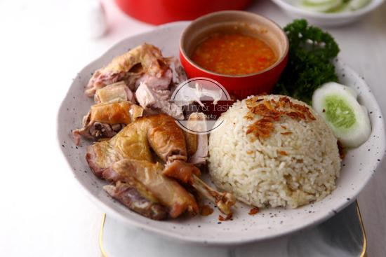 Resep Chicken Rice JTT