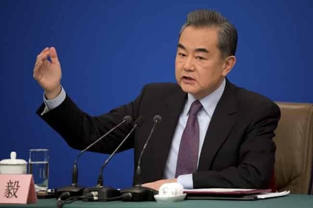 China urges India, don't call Covid 19 as a 'China virus'