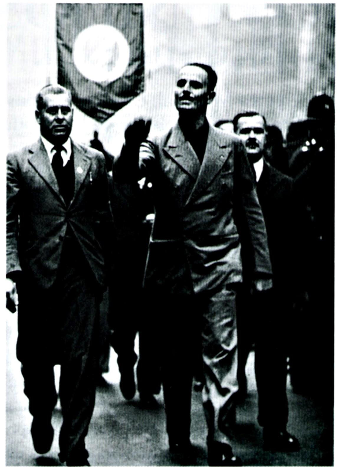 El surgimiento del fascismo 1922 - 1939