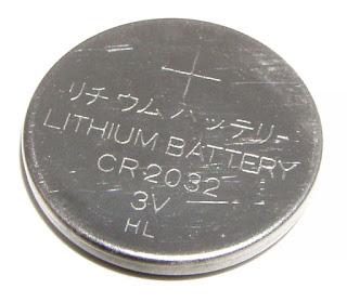 Baterai CMOS rusak - Penyebab Komputer Desktop tidak bisa hidup
