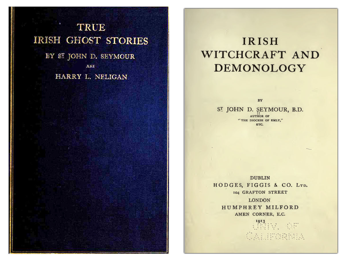 Haunted Ireland 25 Books To Scanned From The Originals Into Pdf Format