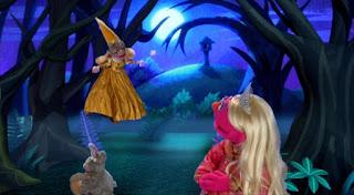 Princess Lucinda Lula, Sesame Street Episode 4418 The Princess Story season 44