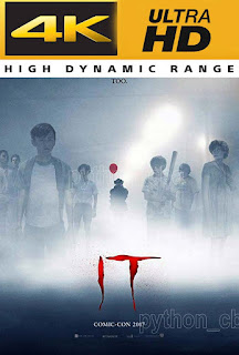 It (Eso) (2017) 4K UltraHD Latino