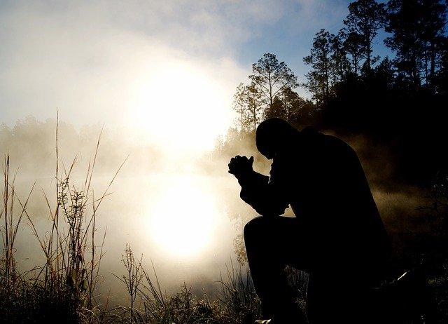 importância da oração no evangelismo