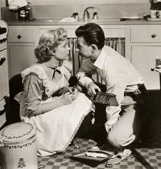 1949. Gloria De Haven, Donald O´Connor - Yes sir, that´s my baby