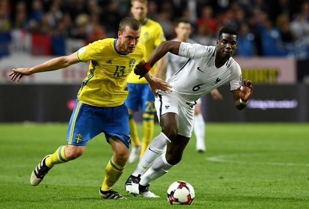 مشاهدة مباراة فرنسا والسويد بث مباشر