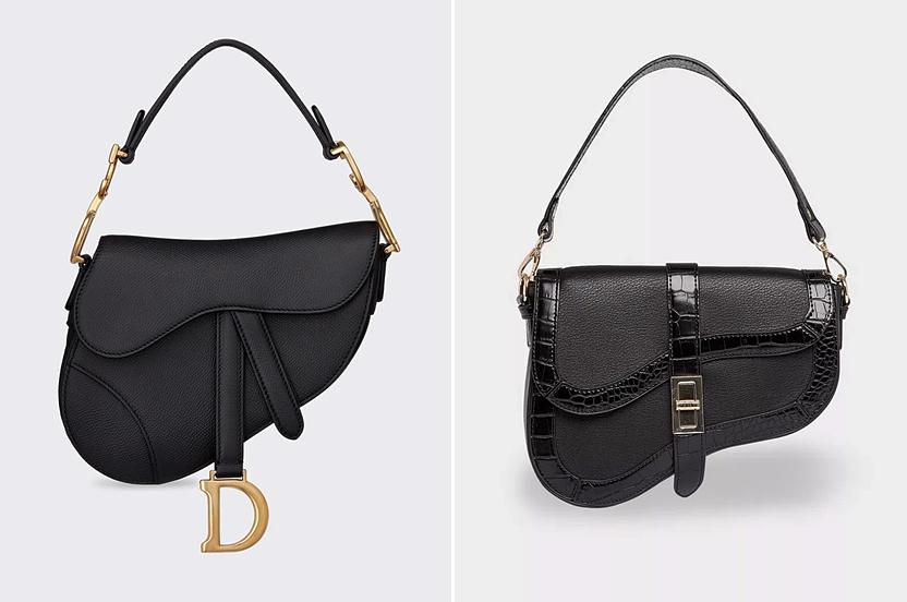 ¡El bolso 'Saddle' de Dior puede ser tuyo por 39 euros!