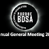 BDSA Annual General Meeting + Dinner