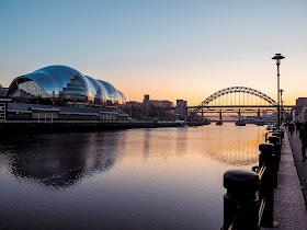 Things to do on Newcastle Quayside- Sage Gateshead
