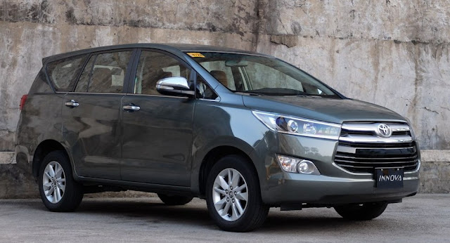 Review: 2016 Toyota Innova 2.8 V