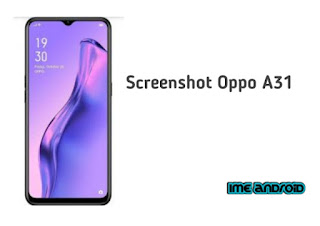 Screenshot Oppo a31