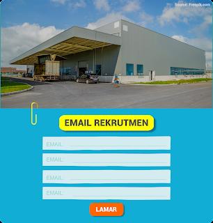 Alamat Email Aktif Perusahaan