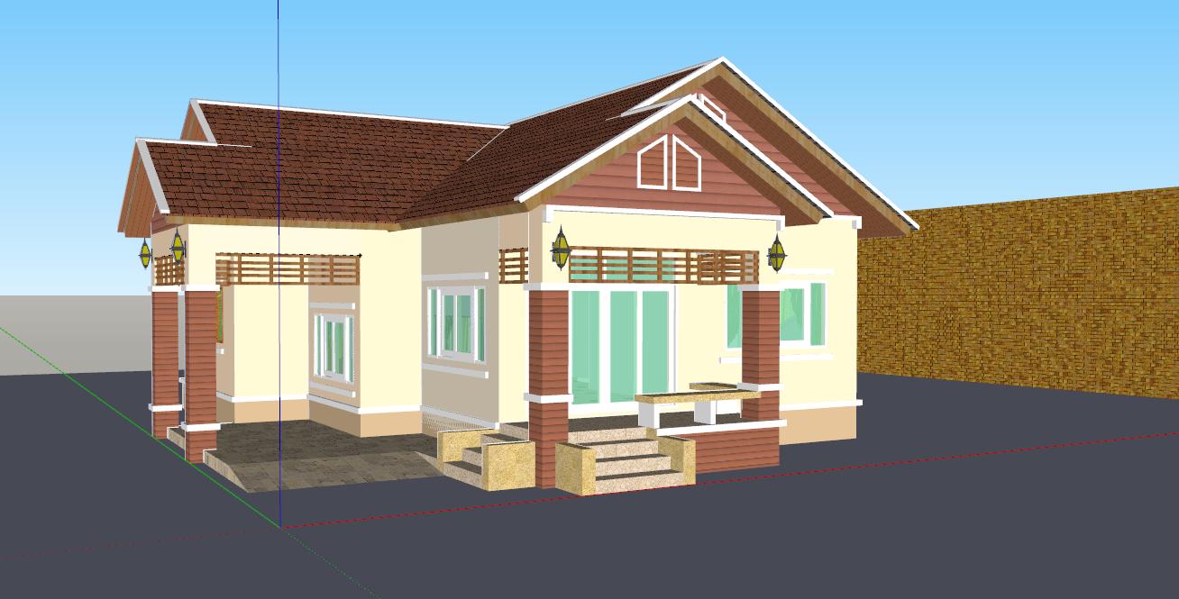 Thai Villa Design