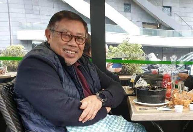 Pesan Menggetarkan Mantan Rektor UNHAS Prof Idrus Paturusi dari Ruang Isolasi Corona