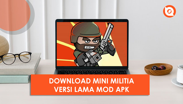 Mini Militia versi Lama Mod Apk