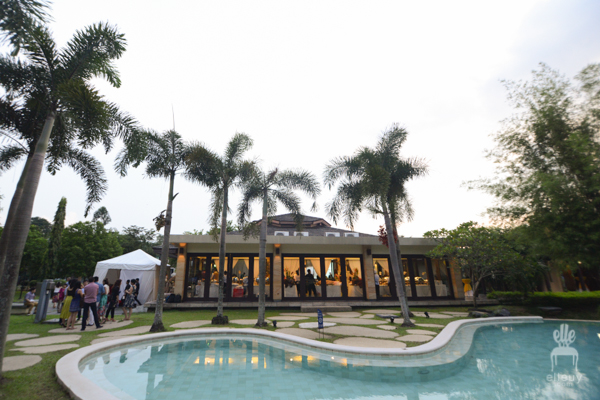 Ayala hillside clubhouse, wedding venue