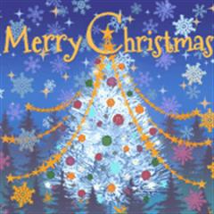 Christmas Card 16Language