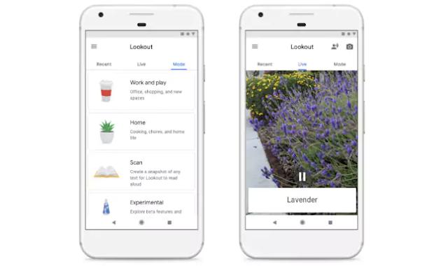 Aplikasi Google Lookout Bisa Membantu Penderita Tunanetra