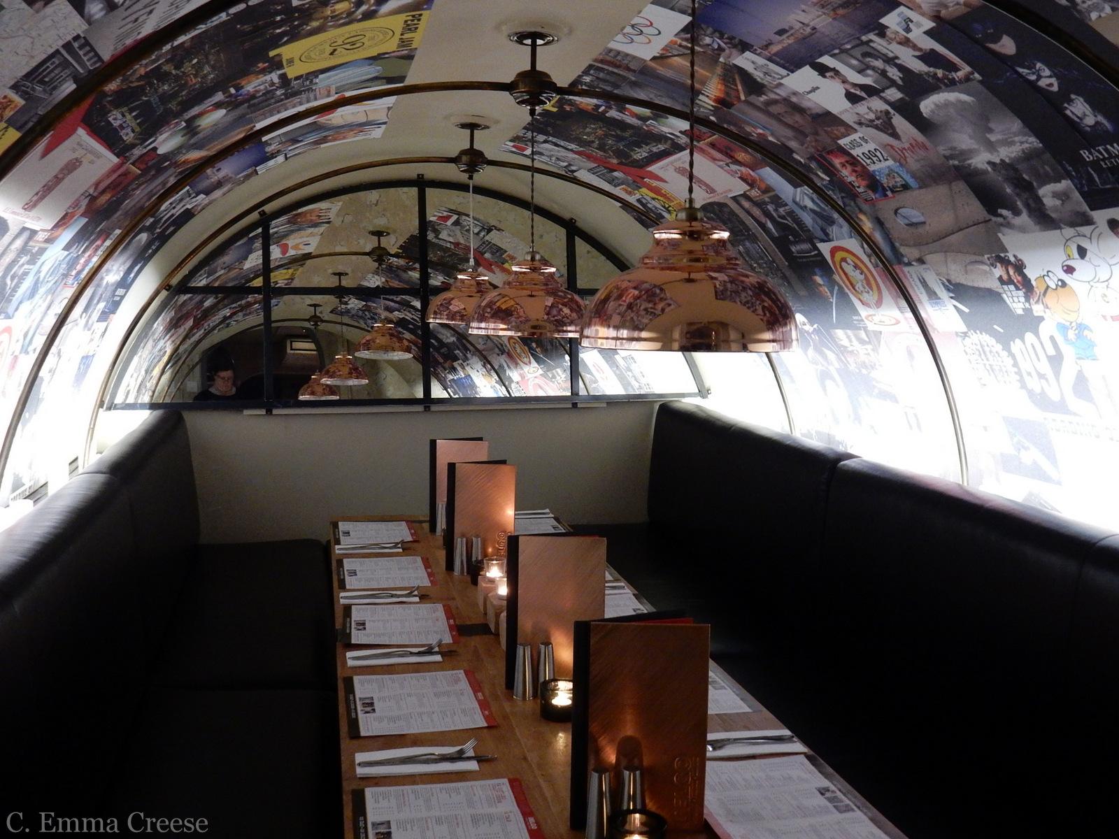 Belgo Restaurant review, Soho London