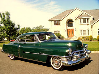1953 Cadillac Coupe DeVille Car