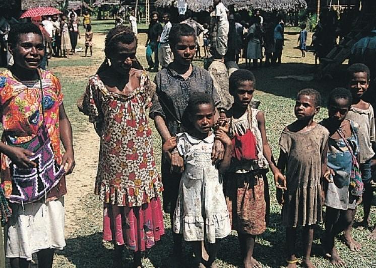 Ras Melanesoid: Asal, Ciri, Daerah Persebaran