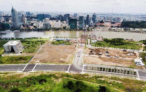 Cận cảnh các dự án sai phạm ở khu đô thị Thủ Thiêm ảnh 6