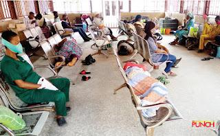 Resident Doctor's strike, day 6: Sick Nigerians stranded As Buhari Enjoys Medical Service In UK