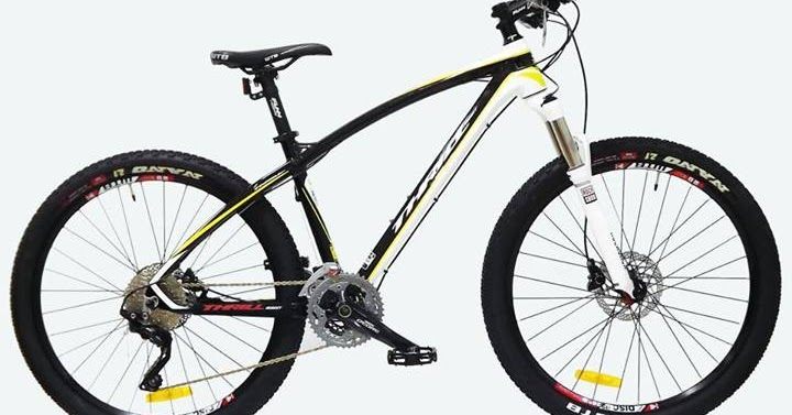 SEPEDA WIMCYCLE THRILL AGENT XC 3.0 - 2.0 - 1.0 NEW
