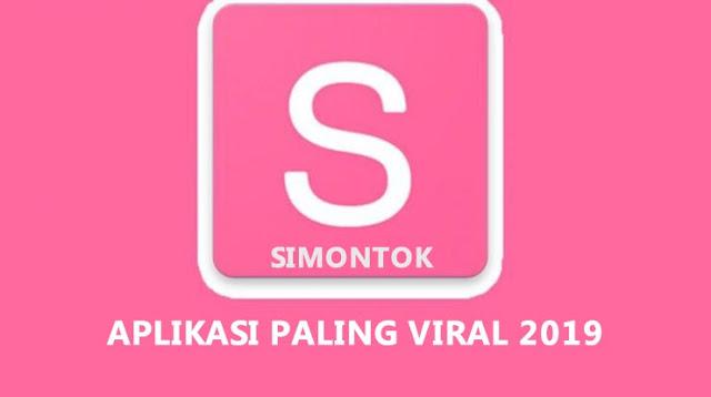 Simontok APLIKASI Viral 2019