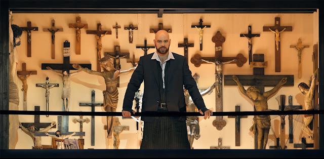 Wagner: Parsifal - Bayreuth Festival - Derek Welton - (Photo © Bayreuther Festspiele / Enrico Nawrath)