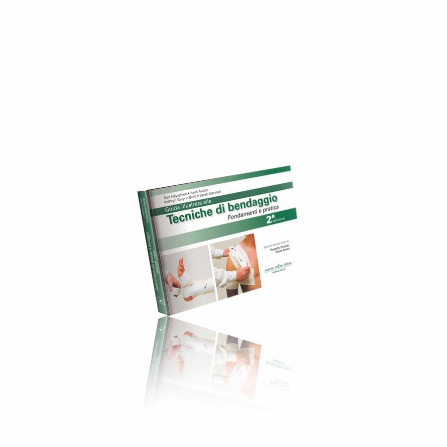 Libro Sulle Tecniche Di Bendaggio