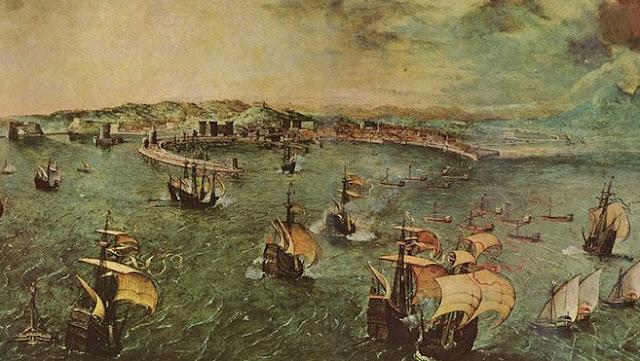 Sejarah Kronologi dan Latar Belakang Kedatangan Bangsa Eropa ke Indonesia