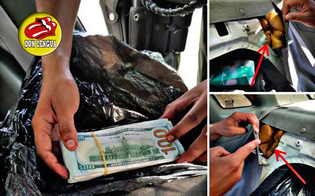 GNB detiene a un hombre por llevar 31.000 dólares en efectivo en el Zulia